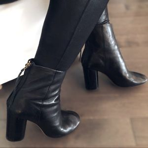 Isabel Marant leather booties